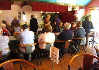 Lunch at Petite Fleur