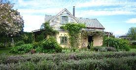 Cottage and art studio